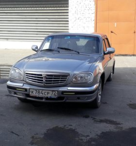 Автомобиль ГАЗ-31105