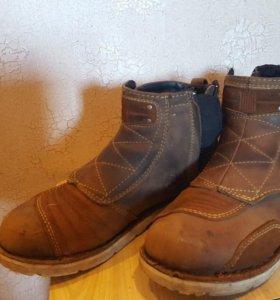 ICON 1000 мото обувь