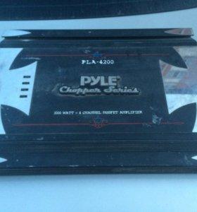Усилитель Pyle PLA 4200