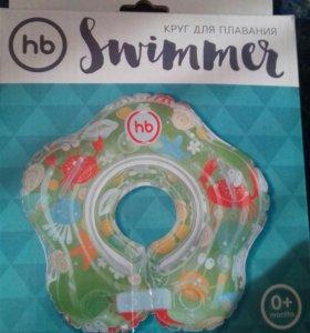 Детский круг для купания 0+