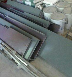 панели алюминиевые композитные