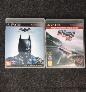 Джойстик и игры для Sony PlayStation 3