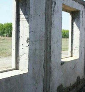 Наружные стеновые панели с дверным(оконным)проемом