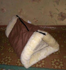 Домик лежак для кошки,собаки