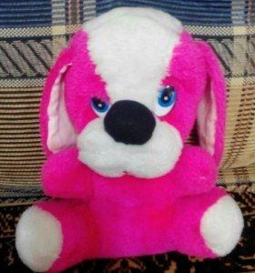 Собачка щенок 35 см