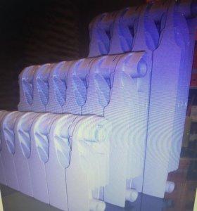 Биметаллические итальянские радиаторы отопления