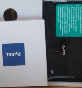 Wi-Fi роутер Zyxel Keenetic Omni