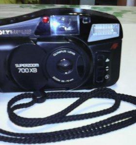 Фотоапрарат пленочный Olympus Super Zoom 700XB