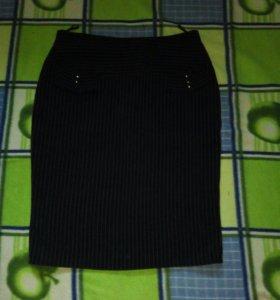 Костюм жилетка+ юбка