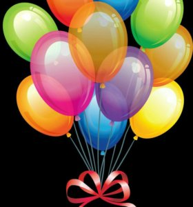 💥Облако из 25 воздушных шаров!💥