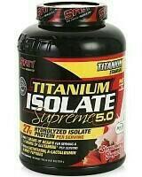 SAN Titanium Isolate Supreme Delicios Milk Chocola