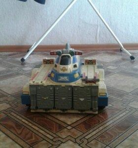 Детская космическая база