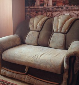 2 дивана (раскладные)