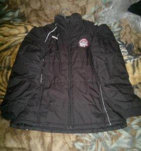 Оригинальная куртка - жилетка Puma