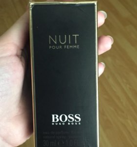 Hugo Boss Nuit 30 ml