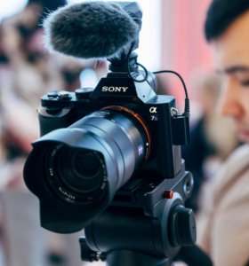 Видеограф. Видеосъемка свадеб