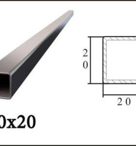 Труба профильная 20х20х1,5