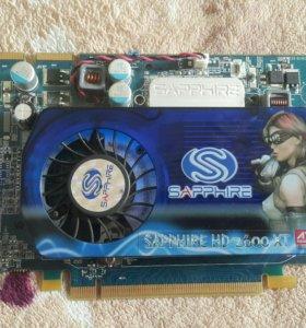 Видеокарта Sapphire Radeon HD 2600 XT 256MB GDDR3
