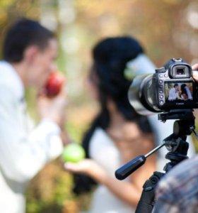 фото-, видеосъемка торжественных мероприятий.