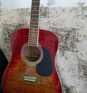 Гитара шестиструнная, акустическая
