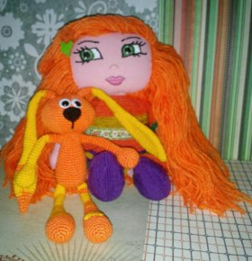 Кукла Вива