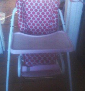 Детский стул няня 4в1
