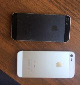 Детали на iPhone 5
