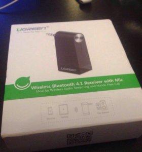 Bluetooth адаптер с громкой связью Ugreen