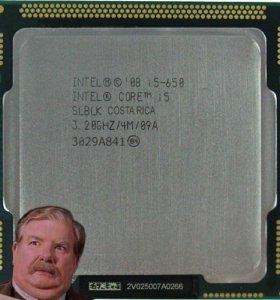 Процессор Intel® Core™ i5-650
