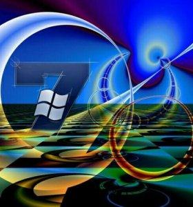 Установка OC Windows 7