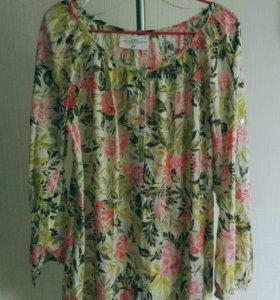 Блуза-туника новая