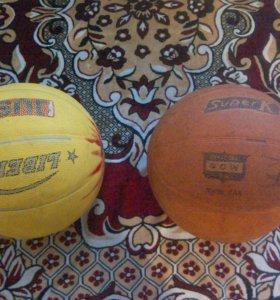 Баскетбольные мячи(2)
