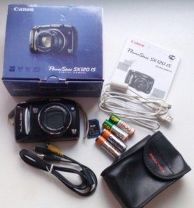 Canon Power Shot SX120 IS