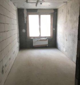 Квартира, 1 комната, 40.5 м²