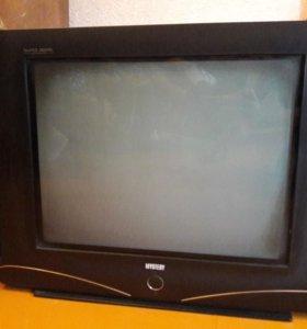 Телевизор нерабочий.