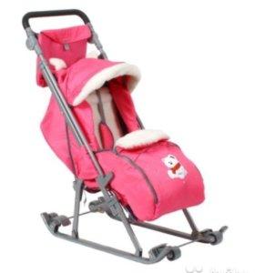 Санки коляска Geburt