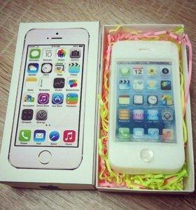 Мыльный Iphone
