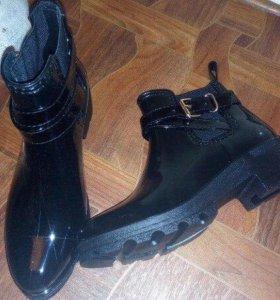 ботинки модные демисезон