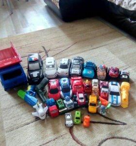 Игрушки, машинки