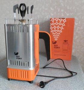 Электрошашлычницу kitfort KT-1403