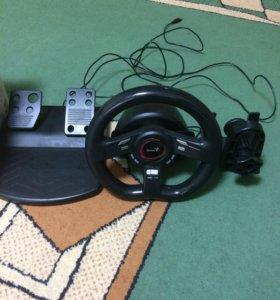 Руль Genius Speed Wheel 5