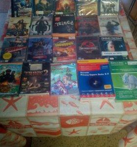Игровые и профисиональные диски