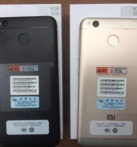 Xiaomi Redmi 4x. Новые, 3Гб/32Гб. Магазин,гарантия