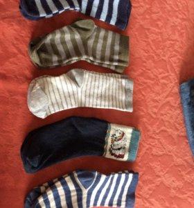 Носочки на мальчика
