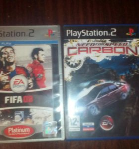 PlayStation 2 slim (чипованная)