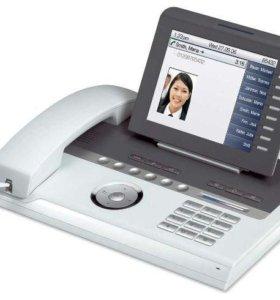 Телефон Siemens Sip 40 прозрачный лед