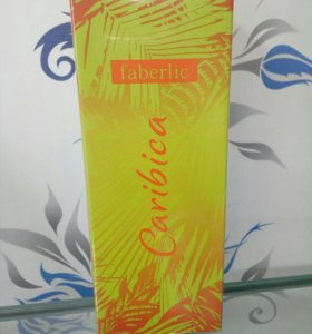 Карибика парфюмерная вода