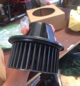 Вентилятор и мотор на печку фольксваген пассат