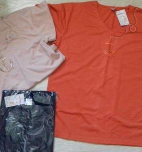 Женские футболки и рубашки
