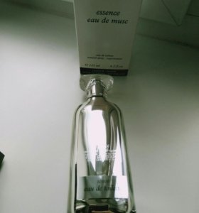 Narciso Rodriguez Essense eau de musc edt 125 ml